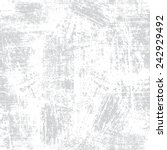 scratch grunge seamless pattern ... | Shutterstock .eps vector #242929492