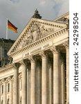 reichstag   german parliament... | Shutterstock . vector #24298504