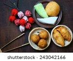 Group Of Vietnam Street Food ...