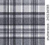 tartan  checkered seamless... | Shutterstock .eps vector #243136585