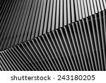 steel structure background | Shutterstock . vector #243180205