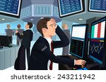 a vector illustration of stock...