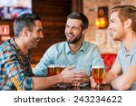 meeting with the best friends.... | Shutterstock . vector #243234622