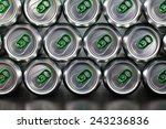 pattern from much of drinking...   Shutterstock . vector #243236836