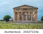 paestum | Shutterstock . vector #243272146