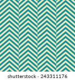 pastel colored seamless chevron ... | Shutterstock .eps vector #243311176