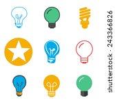 lightbulb ideas creativity...