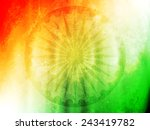 vector illustration of indian... | Shutterstock .eps vector #243419782
