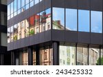 old building architecture... | Shutterstock . vector #243425332