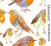 pencil sketch seamless pattern...   Shutterstock .eps vector #243549562