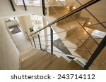 View Of Marble Staircase In...