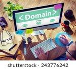 Digital Online Domain Internet...