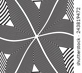 abstract vector background.... | Shutterstock .eps vector #243819472