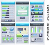 ui design. mobile web ui...