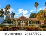 Balboa Park Botanical Building...
