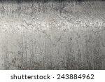 Постер, плакат: waterfall on a metallic