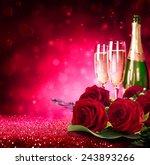 Sparkling Valentine      S Day...