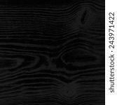 black background wood texture ... | Shutterstock . vector #243971422