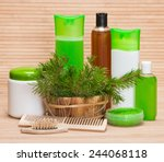 Natural Hair Care Cosmetics And ...