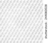 vector abstract geometric shape ...   Shutterstock .eps vector #244083028