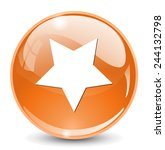 star  icon | Shutterstock .eps vector #244132798