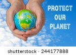 Protect Our Planet   Female...