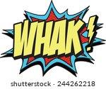 whak | Shutterstock .eps vector #244262218
