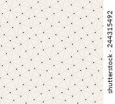 vector seamless pattern.... | Shutterstock .eps vector #244315492