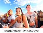benicassim  spain   july 20 ...   Shutterstock . vector #244352992