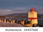 Brockton Point Lighthouse In...