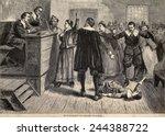 Salem Witch Trials. A Women...