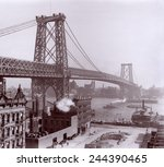 Williamsburg Bridge Viewed Fro...