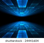technological horizons ii  ... | Shutterstock . vector #24441604