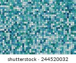 Swimming Pool Mosaic Ceramic...