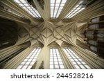 vienna  austria   october 10 ... | Shutterstock . vector #244528216