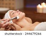 people  beauty  spa ...   Shutterstock . vector #244679266