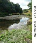 still water | Shutterstock . vector #2447908