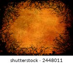 a grunge style winter background | Shutterstock . vector #2448011
