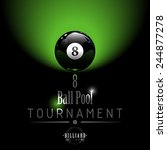 8 Ball Pool Tournament...