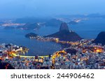 Panoramic From Corcovado...