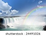 Spectacular Rainbows At...