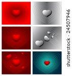 valentin s day | Shutterstock .eps vector #24507946