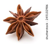 Star Anise Spice Fruit And...
