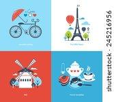 Flat Travel France