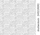 abstract vector pattern made... | Shutterstock .eps vector #245219092
