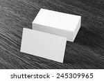 identity design  corporate... | Shutterstock . vector #245309965