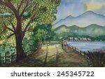 Beautiful Landscape Life Style...