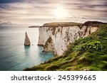 Old Harry Rocks  Located At...