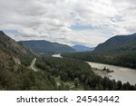 mountain altai | Shutterstock . vector #24543442