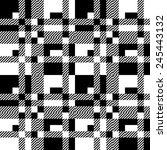 Seamless Tartan Pattern. Vector ...